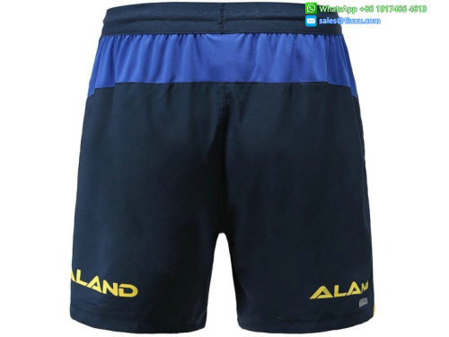 Parramatta Eels 2020 Men's Rugby Training Shorts