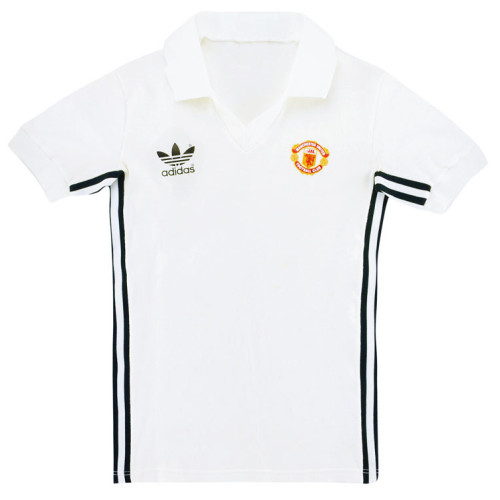 Manchester United 1980/82 Away Retro Jersey