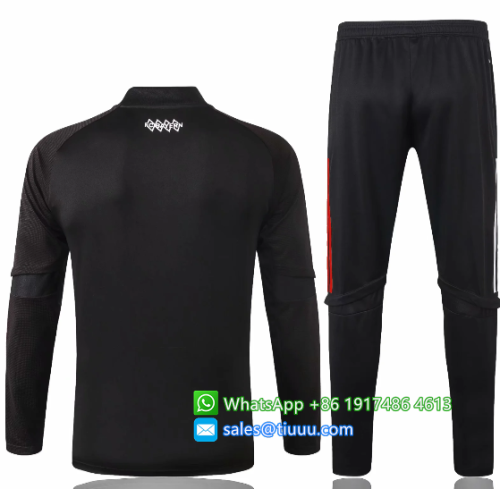 Bayern Munich 20/21 Soccer Training Top and Pants-B410