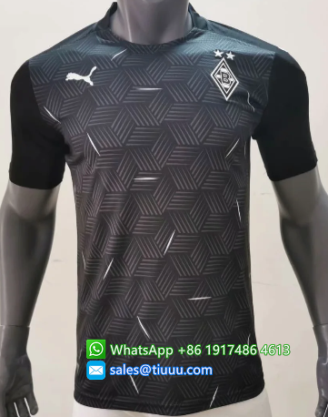 Thai Version Borussia Moenchengladbach 20/21 Away Soccer Jersey