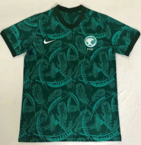Thai Version Saudi Arabia 20/21 Away Soccer Jersey