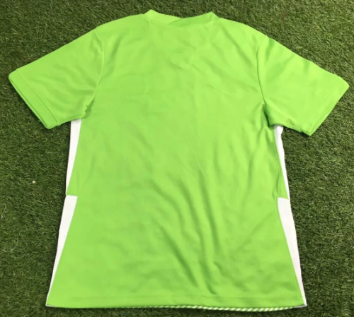 Thai Version Wolfsburg 20/21 Home Soccer Jersey