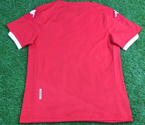 Thai Version Tunisia 20/21 Home Soccer Jersey