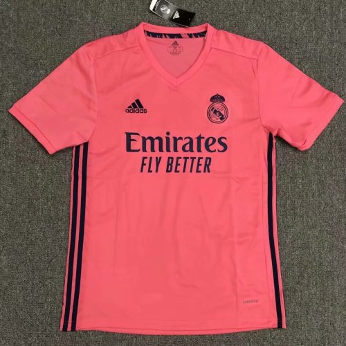 Thai Version Real Madrid 20/21 Away Soccer Jersey