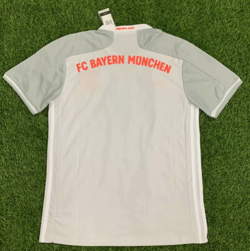 Thai Version Bayern Munich 20/21 Away Soccer Jersey
