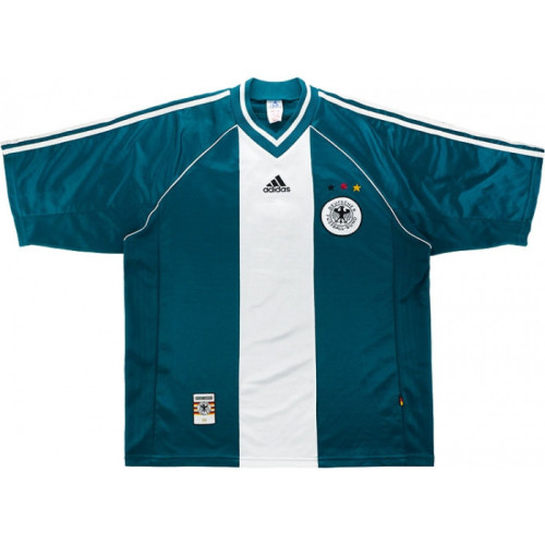 Germany 1998-2000 Away Retro Jersey