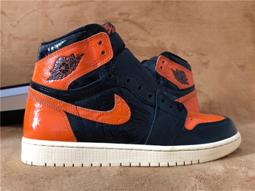 "Authentic Air Jordan 1 Retro High OG ""Shattered Backboard 3.0"""