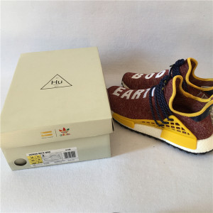 "Authentic Human Race NMD x Pharrell Williams ""Noble Ink"""
