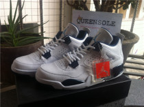 Authentic air jordan 4 Columbia