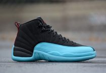 Authentic air jordan 12 GS gamma blue
