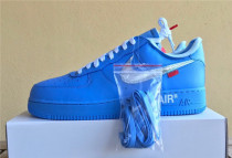"Authentic OFF-WHITE x Air Force 1 ""MCA""(Update Version)"