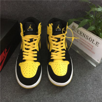 "Authentic Air Jordan 1 Mid ""New Love"""