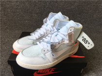 Authentic Off White x Air Jordan 1 White
