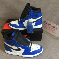 Authentic Air Jordan 1  Game Royal