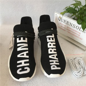 Authentic  Pharrell  Originals Hu NMD