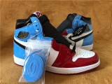"Authentic Air Jordan 1 ""Fearless"""