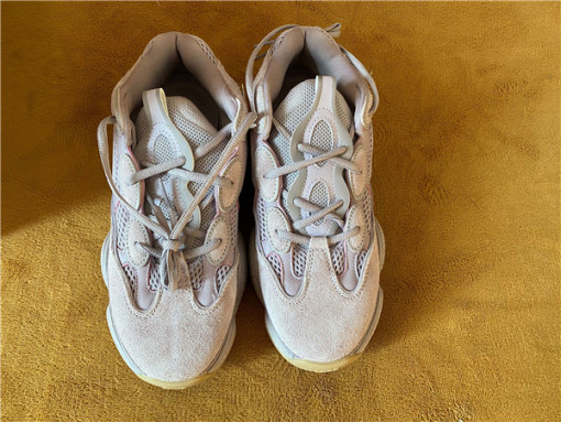 "Authentic Yeezy 500 ""Soft Vision"""