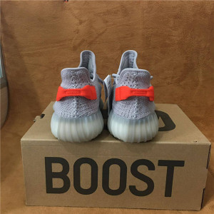 "Authentic Yeezy Boost 350 V2 ""Tail Light"""