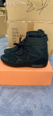 Authentic Nike Fear of God  All black