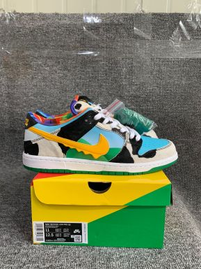 Nike SB Dunk Low Ben and Jerry
