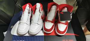 Authentic Air Jordan 1   Pack