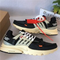 Authentic OFF-WHITE x Nike Air Presto