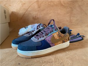 Authentic Travis Scott x Nike Air Force 1