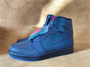 Authentic Air Jordan 1 Hi Zoom Fearless