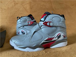 "Authentic Air Jordan 8 ""Reflective Bugs Bunny"""