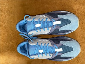 "Authentic Yeezy Boost 700 ""Carbon Blue"""