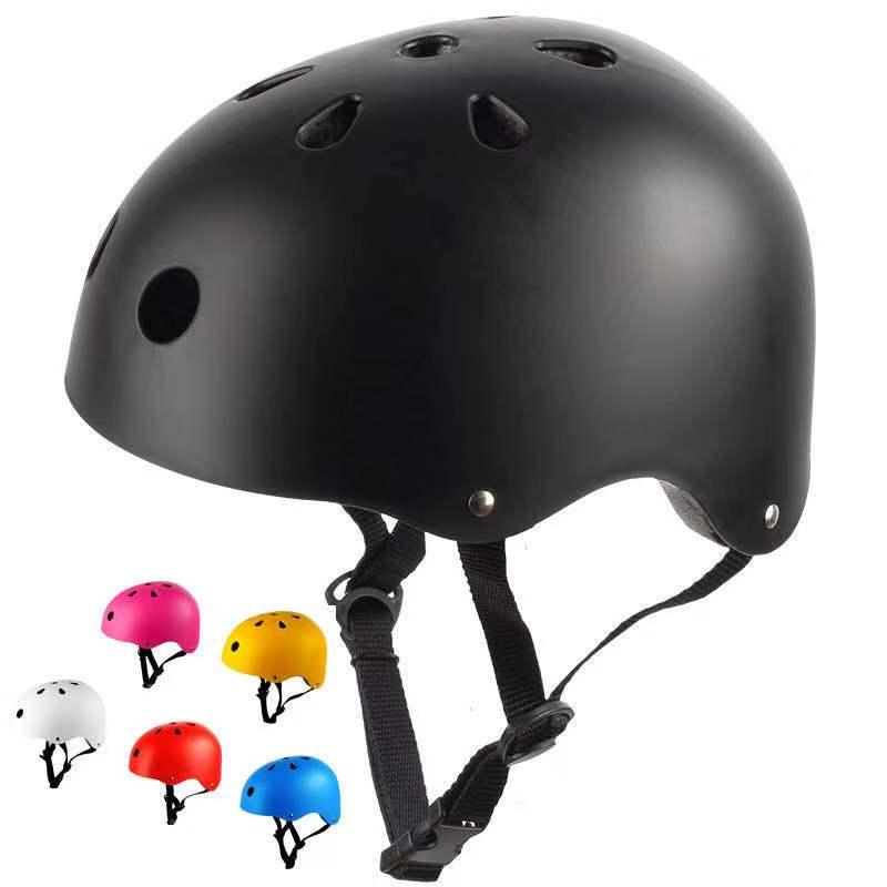 Skate Scooter Stunt Bicycle Cycling Crash Safety Helmet Skateboard Size S//M//L