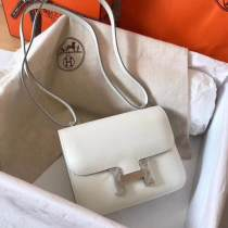 high quality hermes constance replica crossbody bag  pure hand-made wax thread sewing with EPSON leather