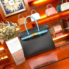 high quality hermes birkin replica handbag EPSON leather dirty-free scratch-proof pure hand-made sewing