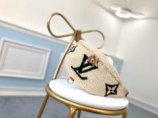 M55425 Louis Vuitton/LV monogram-pattern printing waist bag chest crossbody bag