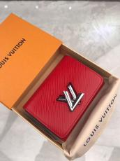 M62934 Louis Vuitton/LV clamshell three-folding coin purse smallwallet multi credit slot
