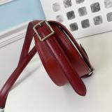 M55505  Louis Vuitton/LV tambourin retro flap half-moon saddle bag crossbody shoulder bag vintage copper hardware
