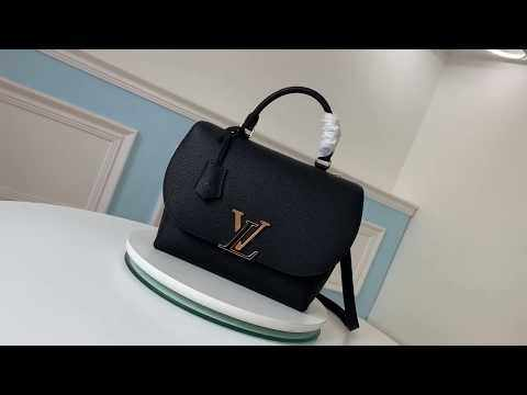 Louis VUitton/LV Volta plain handbag vintage flap messenger bag llarge-capacity shoulder crossbody bag excellent girlfriend birthday gift