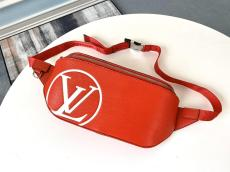M41810 Louis Vuitton /LV neutral printing casual chest bag gorgeous belt bag elegant street darling