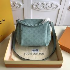 M51223 Louis Vuitton/LV babylone chain BB female monogram-pattern -printing handbag convenient shopping tote bag