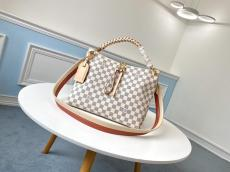 M40345  Louis Vuitton/LV female stylish shopping tote bag essential daily living companion excellent ladies street outfit