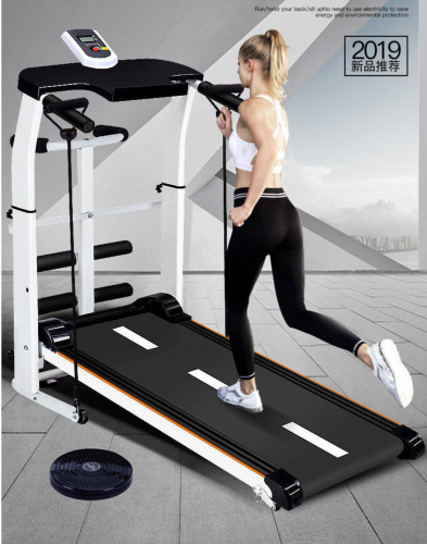 Running machine at home, Waist Twist Machine,fitness machine, fat weight  loss machine
