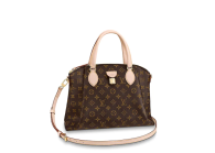Louis Vuitton Monogram Canvas Rivoli Handbag Bag M44546
