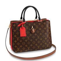 Louis Vuitton Monogram Canvas Millefeuille Shoulder Messenger Bags M44254