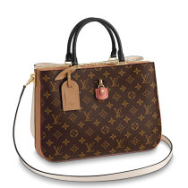 Louis Vuitton Monogram Canvas Millefeuille Shoulder Messenger Bags M44255