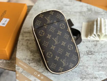 Louis Vuitton Monogram Canvas Geronimos Chest bag Shoulder Bags M51870