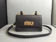 MIU MIU Women's Bag Shoulder Bag Crossbody Bag Black