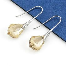 6090 crystal earrings 060109