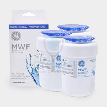 GЕ MWF Refrigerator Water Filter GE Smartwater MWFP Water Filter, 3-Pack