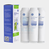 GE MSWF screen printing Refrigerator Filter  3pack