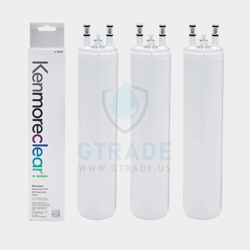Kenmore 9999 ULTRAWF Refrigerator Water Filter 3 Pack